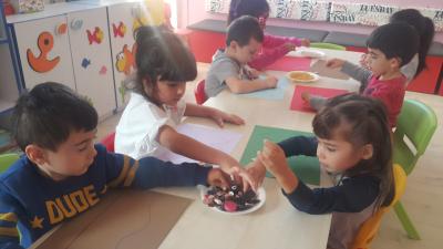 Ana Sinif 3 4 Yas Acar Koleji Batikent